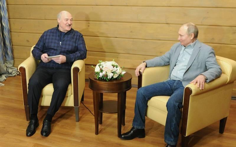 «Российские деньги не выброшены на ветер»: Лукашенко рассказал о некоторых деталях переговоров с Путиным