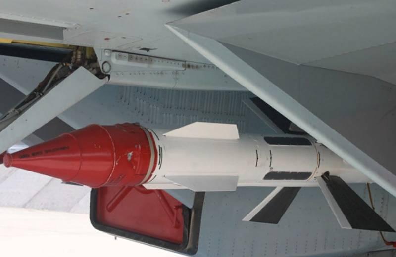 Без России: Украина освоила самостоятельный выпуск ракет Р-27 класса воздух-воздух