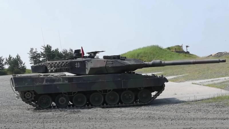 «Это спасение жизни танковых экипажей»: Израиль поставит комплексы «Ветровка» для немецких танков Leopard 2