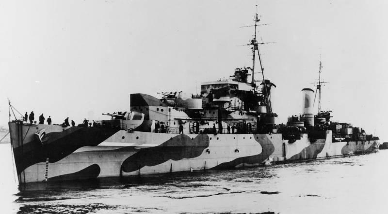 Морские сражения. Правильный бой наоборот