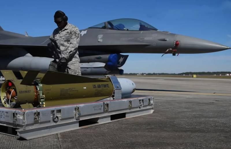 В Пентагоне подтвердили нанесение авиаудара по территории Сирии и назвали цели