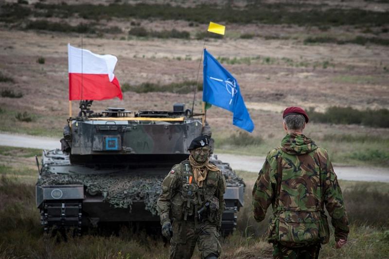 Американцы хотят модернизировать оборону НАТО за счет Польши