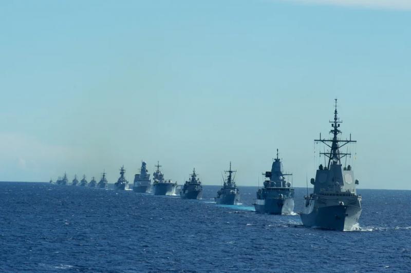 Буферная зона сдерживания России: НАТО активизируется на Чёрном море