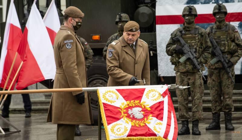 В НАТО ищут причину быстрого поражения армии Польши от условного противника на штабных учениях