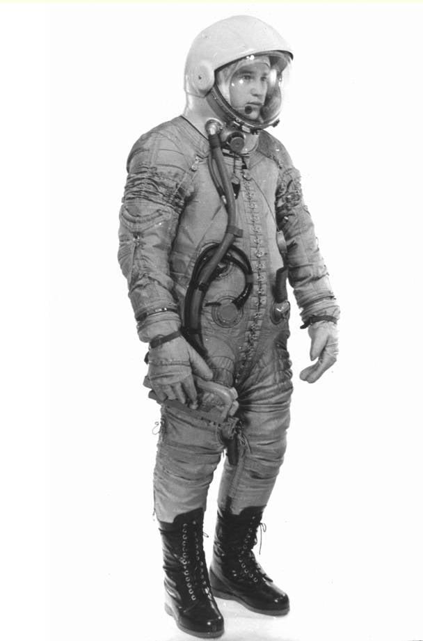 Raumanzug Yu.A. Gagarin: 250 Tage zu entwickeln