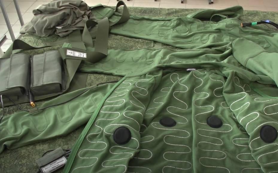 'Sotnik' next-gen combat armor 1614609736_6