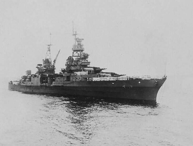 Тяжёлые крейсера типа «Пенсакола». Не совершенство, но потопить сложно