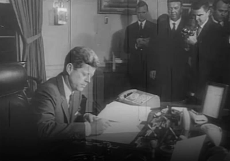 Операция «Дракон»: В устранении Кеннеди СССР не обвиняли даже в годы Холодной войны