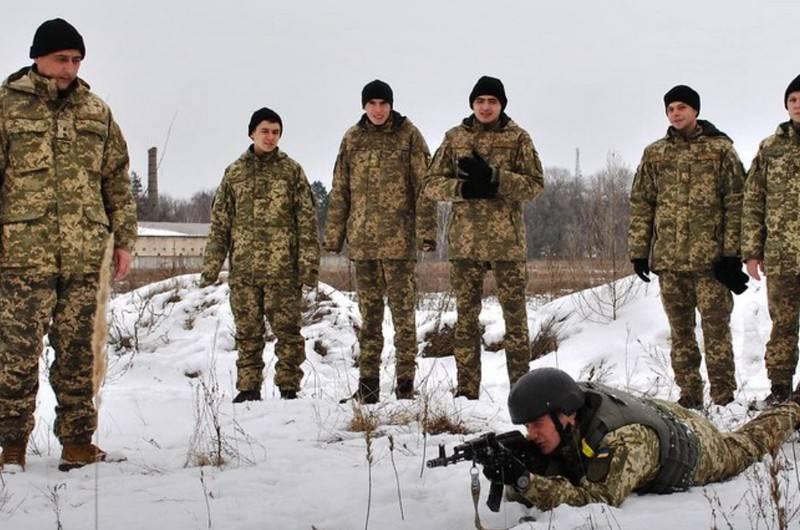 """""""Betriebsreserve"""": Kiew bereitet ein Gesetz über die dringende Einberufung von Reservisten im Kriegsfall vor"""