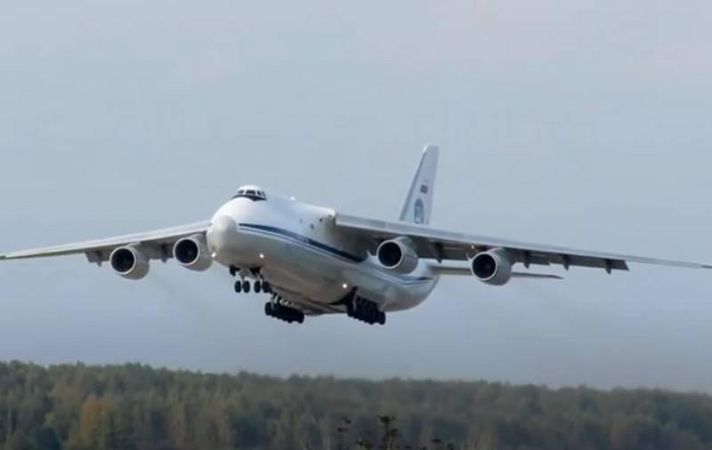 Dem russischen Verteidigungsministerium wurde angeboten, die Produktion des An-124 Ruslan wieder aufzunehmen