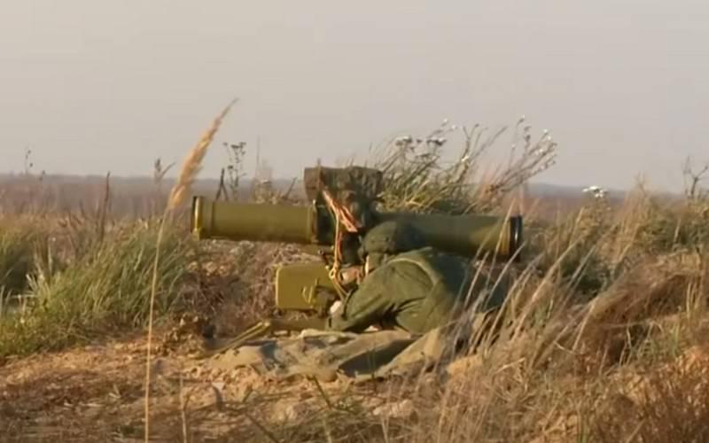 """O ATGM russo """"Kornet-E"""" começará a ser montado na Jordânia"""