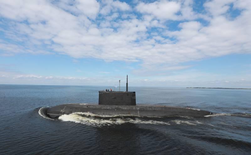 L'USC a annoncé le moment du lancement du sous-marin diesel-électrique Magadan pour la flotte du Pacifique