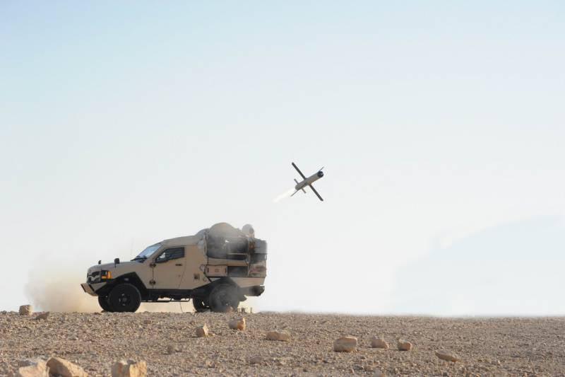 UAV神風:地上ユニットの新機能