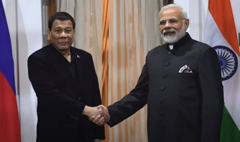 """""""For confrontation with China"""": the Philippines buys Indian anti-ship missiles BrahMos"""