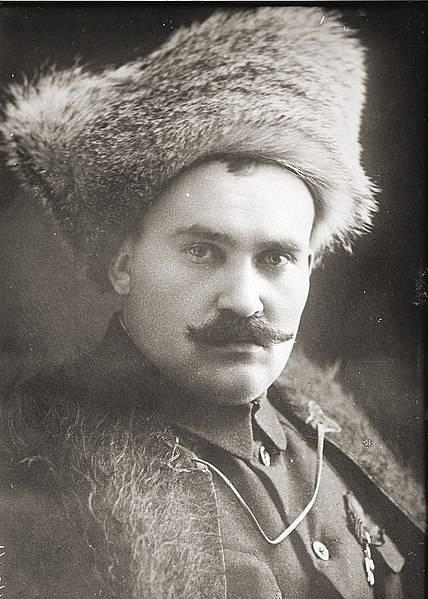 Мятеж Семёнова и «безумный барон»