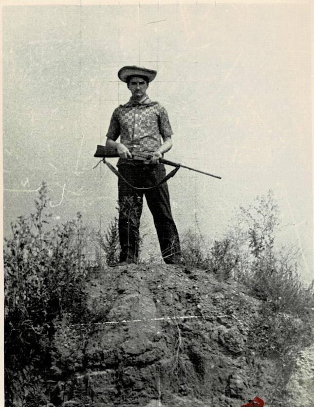"""La ballade sur """"Winchester"""": dans la guerre mondiale et à la chasse ..."""