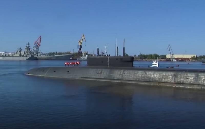 """Condiciones de colocación de dos nuevos porta misiles submarinos """"Borey-A"""""""