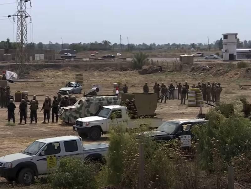 «Не задействовались даже элементарные системы противоракетной обороны»: в китайском Sohu обсуждают атаку на базу США в Ираке