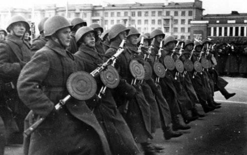 Tradimento del 1941: il tumulto dei primi giorni