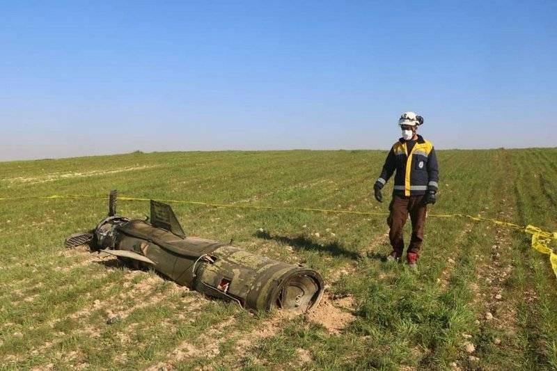 """Golpeado """"Tochka-U"""": Desconocido atacó la infraestructura de combustible de los militantes pro-turcos"""