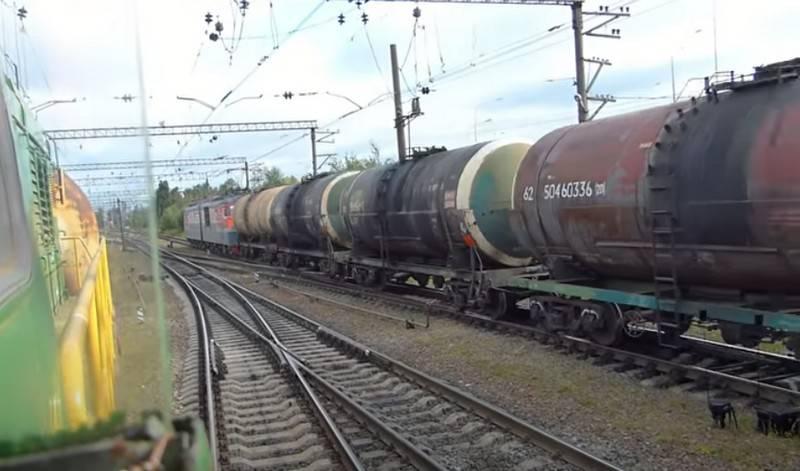 Прибалтика осталась без белорусского транзита: Первые партии нефтепродуктов пошли в российские порты