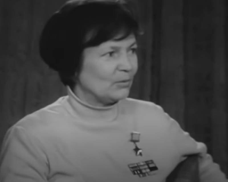 В небе - советские лётчицы: из истории Великой Отечественной войны