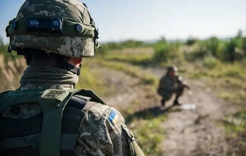 Ukrayna Silahlı Kuvvetlerinin bir askeri, bir dronu bir patlayıcı cihazla donatırken havaya uçuruldu.