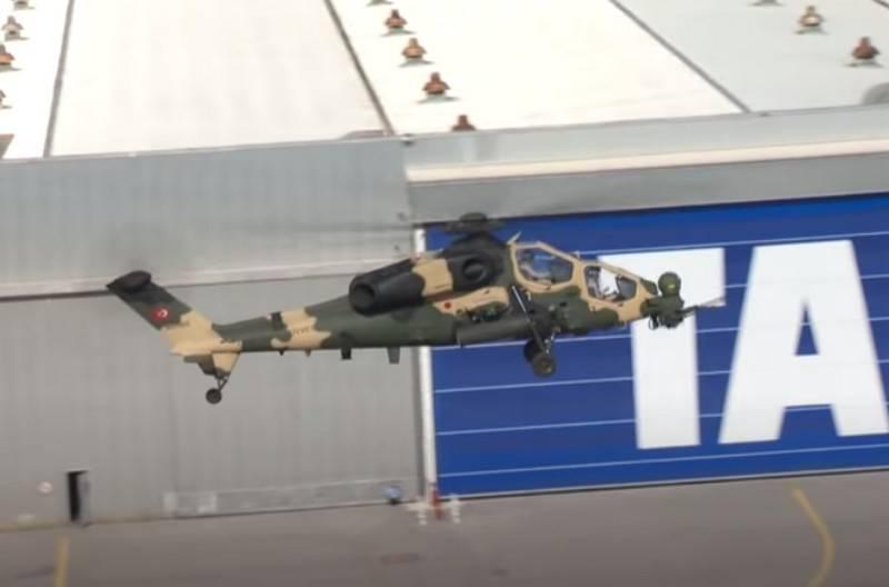 """""""Çin ihaleyi alacak"""": ABD, Pakistan'a 30 Türk saldırı helikopteri tedarikini engelledi"""