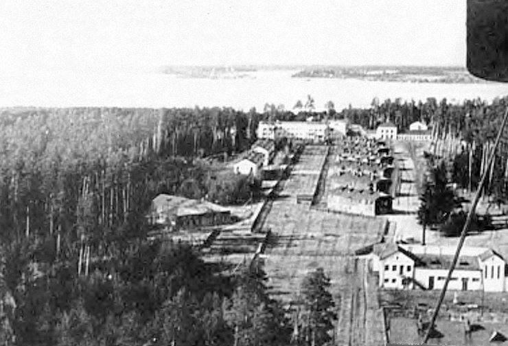 Как немцы после войны на озере Селигер разрабатывали ракеты