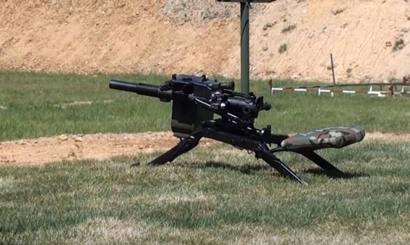 """Se completaron las pruebas estatales del lanzagranadas automático antipersonal AGS-40 """"Balkan"""""""