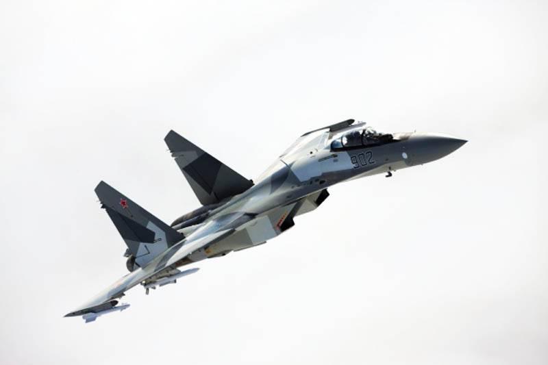 Qatar TV: Die Vereinigten Staaten warnten Ägypten vor einem Vertrag mit der Russischen Föderation über Su-35-Kämpfer