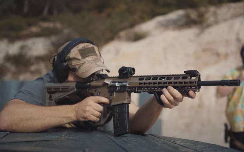 """G36은 군인들이 완전히 신뢰하는 무기입니다"": Bundeswehr 입찰에서 제외 된 MK556 돌격 소총"