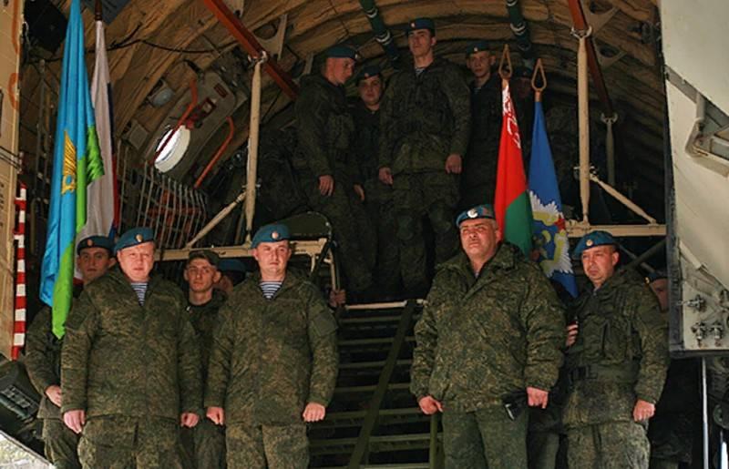 Rusia no planea crear un solo ejército con Bielorrusia