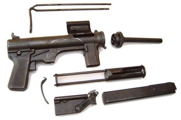 Shooting oil can or ersatz-Thompson