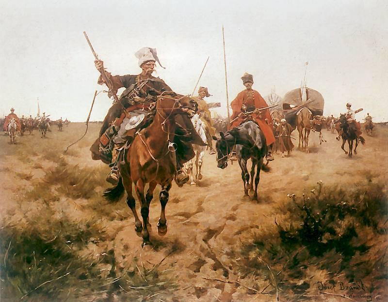 Heroische Verteidigung von Chigirin. Die Niederlage der türkischen Armee in der Schlacht von Buzhin