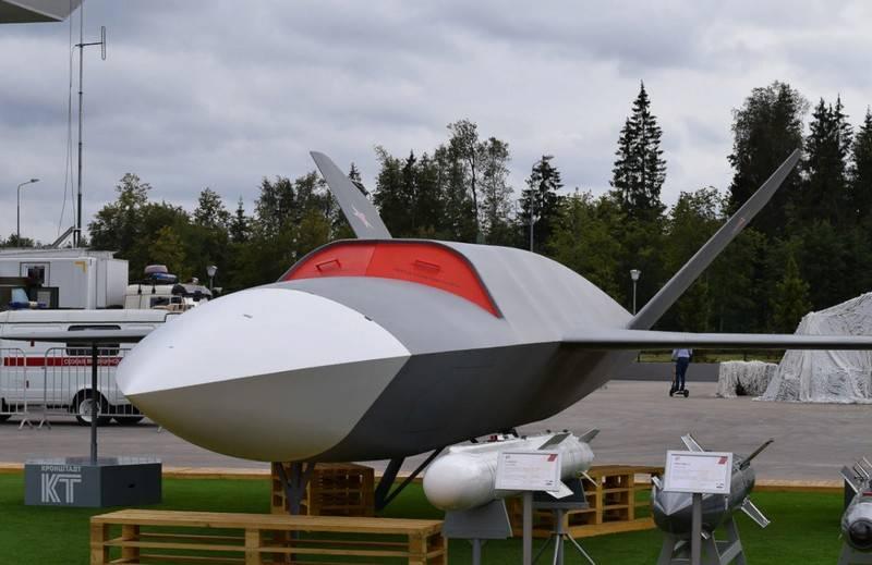 """Yeni İHA """"Thunder"""", saldırı uçağı sürüsünü kontrol edebilecek"""