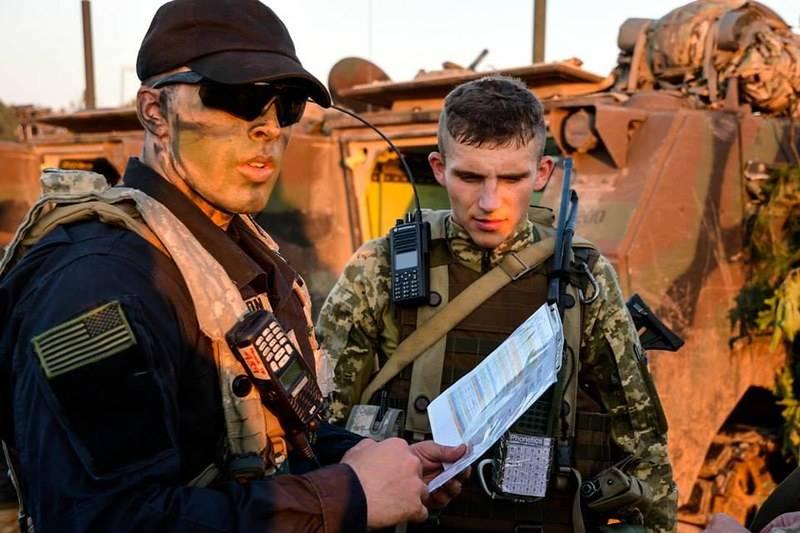 Инструкторы НАТО подготовили тысячи военнослужащих ВСУ к уличным боям