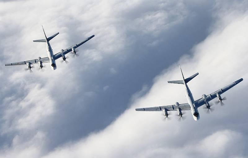 クリル海峡を封鎖する提案への対応:95機のロシアのTu-XNUMXMSが日本近くを飛行した