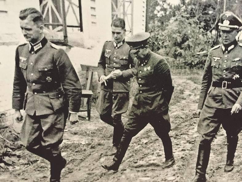 Tradimento 1941: eserciti catturati
