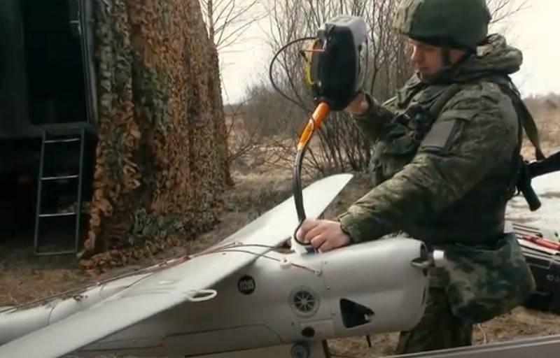 Il Ministero della Difesa completa la formazione di unità di droni come parte delle Forze Aviotrasportate