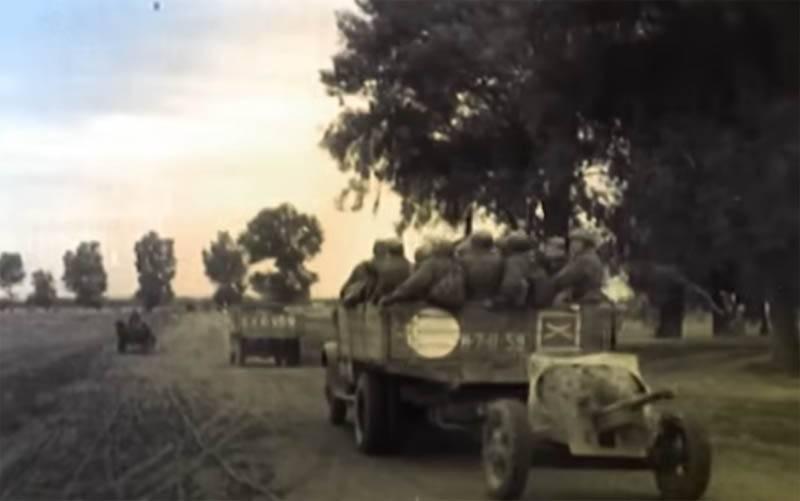 Советская артиллерия в Курской битве и на последних этапах ВОВ
