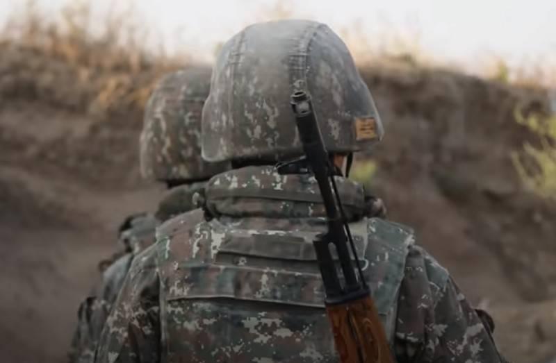 As informações sobre a dissolução do Exército de Defesa de Karabakh tornaram-se claras
