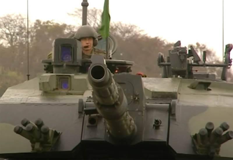 Parlamentsbericht: Britische Panzerfahrzeuge sind nicht bereit, gegen Russland zu kämpfen