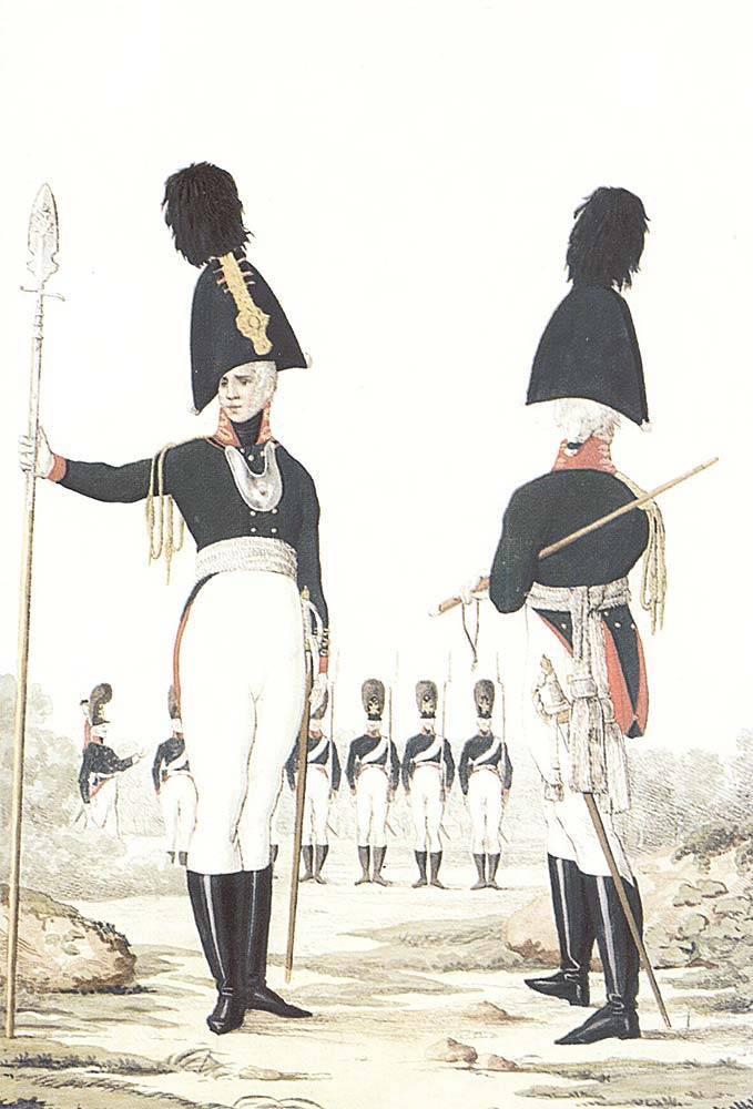 Moda militare di Austerlitz: l'esercito imperiale russo