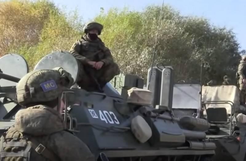 """""""Disfarçado de manutenção da paz da ONU"""": a Ucrânia anunciou outra """"invasão"""" do exército russo"""