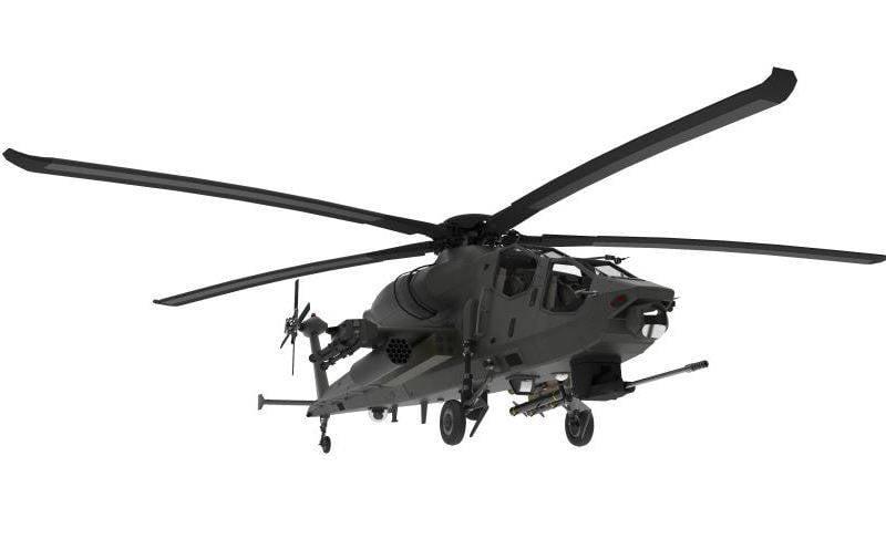 Novo helicóptero de ataque pesado turco ATAK 2 receberá motores ucranianos