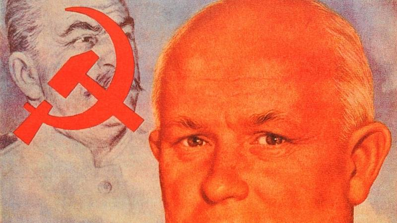 """Lies in transit. On the 65th anniversary of Khrushchev's """"unclassified"""" report"""