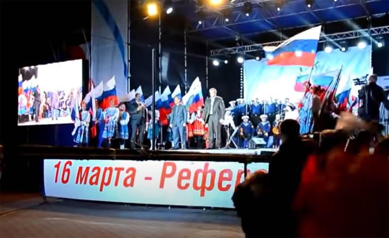 Семилетие Крымского референдума: детали новейшей истории