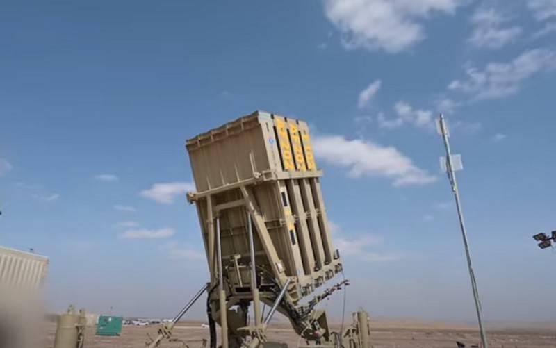"""Israël a terminé les tests de la version améliorée du système de défense antimissile """"Iron Dome"""""""
