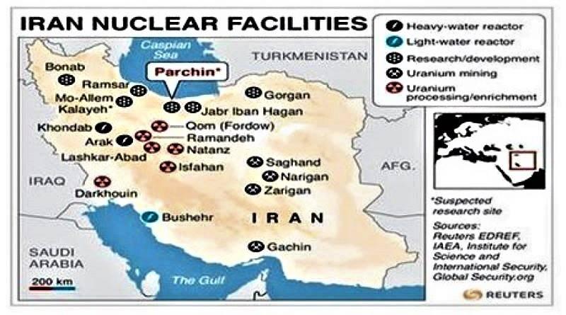 İran atomu: IAEA uzmanlarının baktığı yer